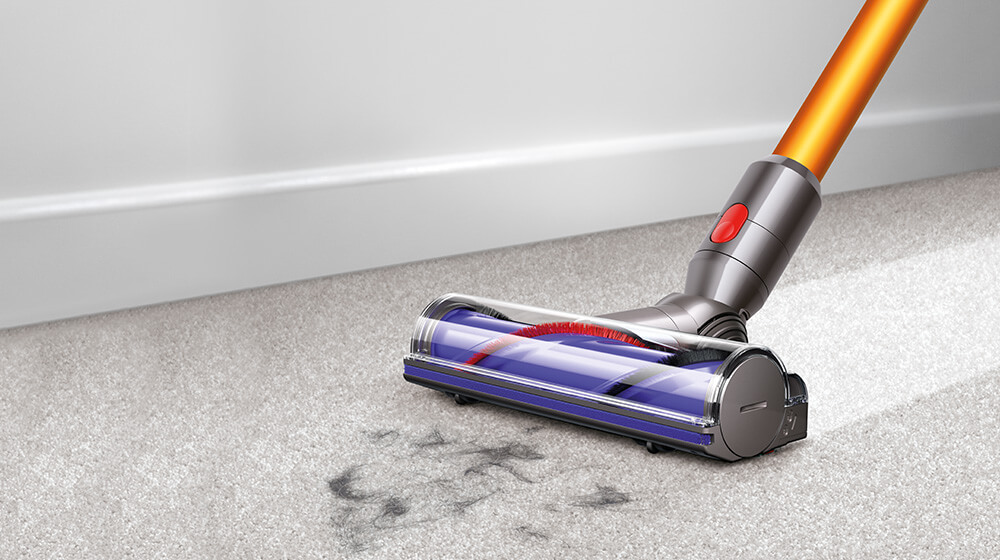 Dyson V8 Cordless Vacuum Cleaner Direct Drive Head
