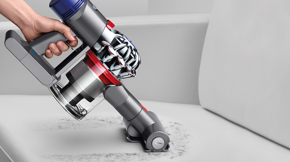 Dyson V8 Cordless Vacuum Cleaner Transforms To Handheld